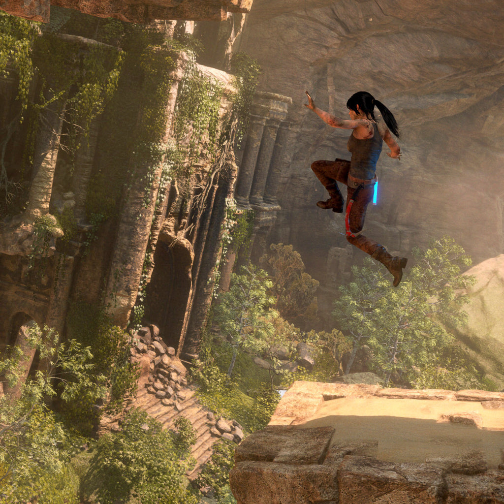 Rise of the Tomb Raider: 20 Year Celebration PC Game Steam Digital Download - Screenshot