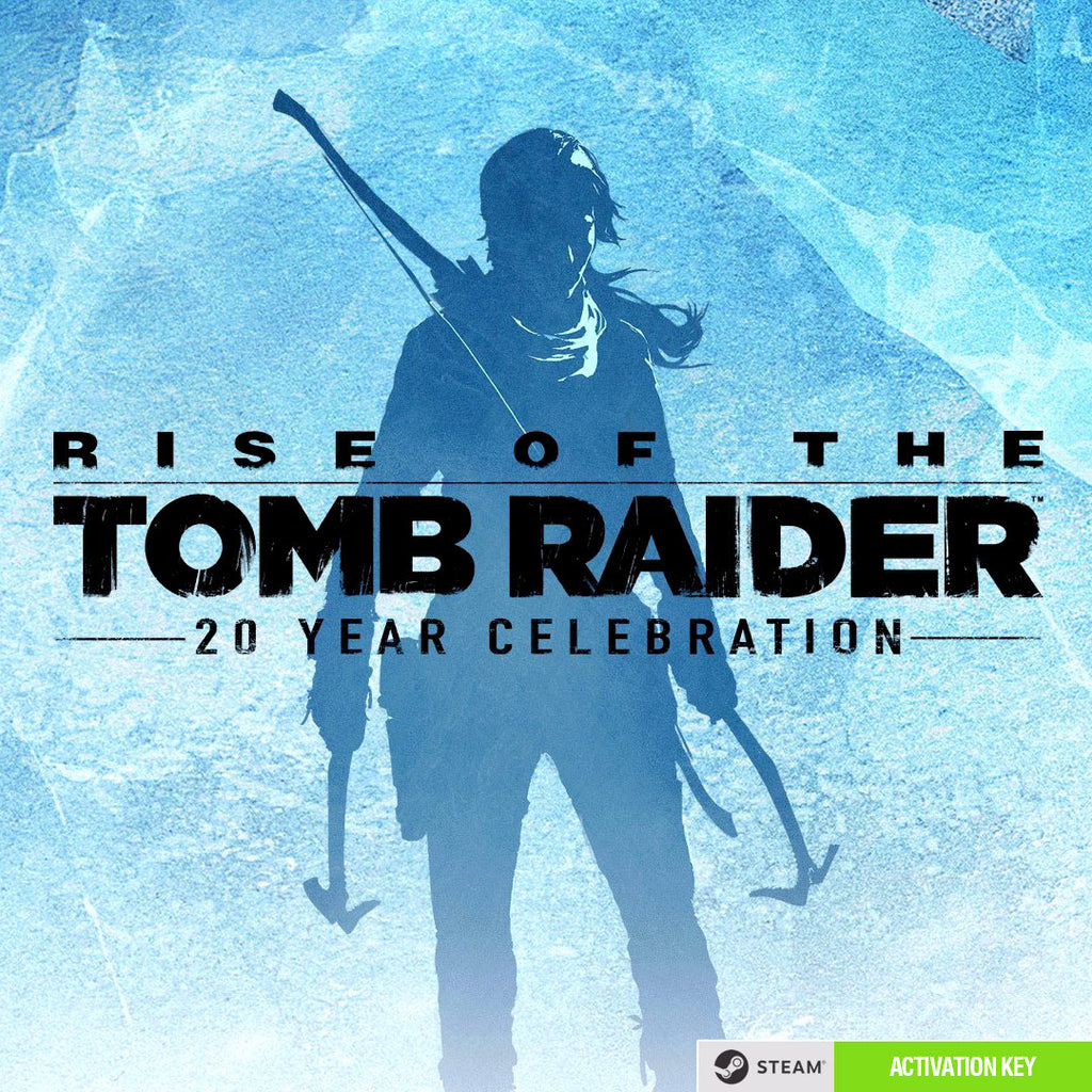 Rise of the Tomb Raider: 20 Year Celebration PC Game Steam Digital Download
