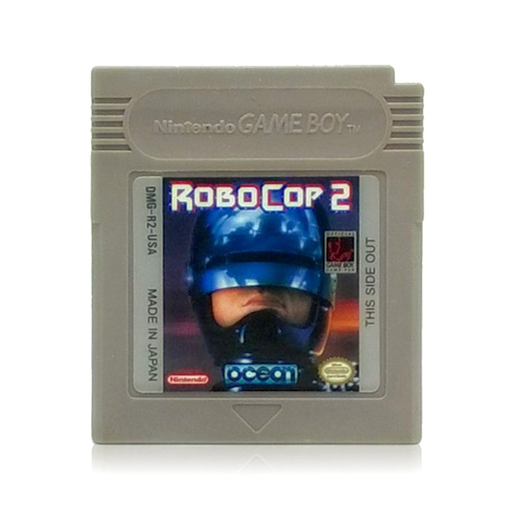 RoboCop 2 Nintendo Game Boy Game - Cartridge