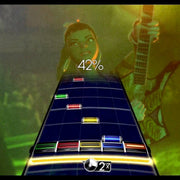 Rock Band Nintendo Wii Game - Screenshot