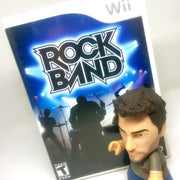 Rock Band Nintendo Wii Game