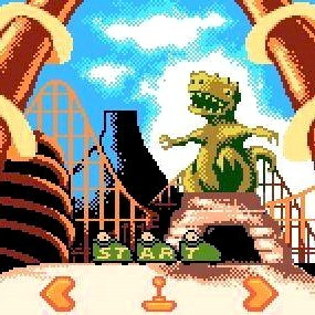 Rugrats in Paris: The Movie Nintendo Game Boy Color Game - Screenshot