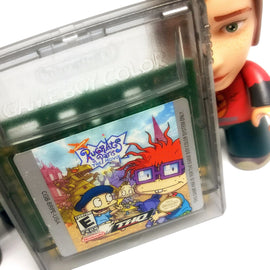 Rugrats in Paris: The Movie Game Boy Color Game