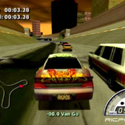 Rumble Racing Sony PlayStation 2 Game - Screenshot