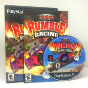 Rumble Racing Sony PlayStation 2 Game