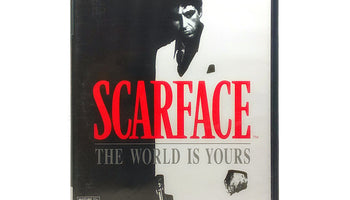 Scarface: The World Is Yours Sony PlayStation 2 Game