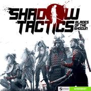 Shadow Tactics: Blades of the Shogun PC Game Steam CD Key