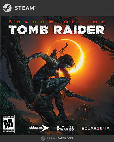 Shadow of the Tomb Raider | PC Windows | Steam Digital Download