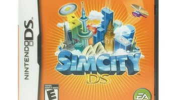 SimCity DS Nintendo DS Game - Case