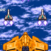 Soldier Blade Reproduction TurboGrafx-16 Game - Screenshot 4