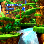 Sonic Generations PC Game Steam CD Key - Screenshot 4