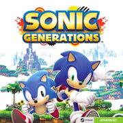 Sonic Generations PC Game Steam CD Key