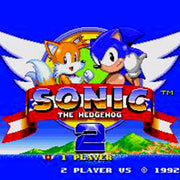 Sonic the Hedgehog 2 Sega Genesis Game - Screenshot 1