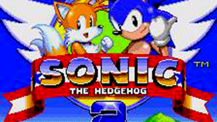 Sonic The Hedgehog 2 Sega Genesis Game Pj S Games