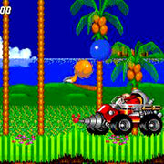 Sonic the Hedgehog 2 Sega Genesis Game - Screenshot 2
