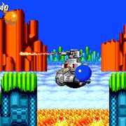 Sonic the Hedgehog 2 Sega Genesis Game - Screenshot 3