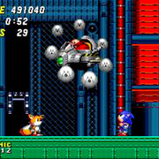 Sonic the Hedgehog 2 Sega Genesis Game - Screenshot 4