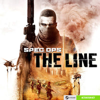 Spec Ops: The Line PC Game Steam CD Key