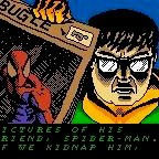 Spider-Man 2: The Sinister Six Nintendo Game Boy Color Game - Screenshot