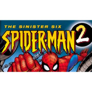 Spider-Man 2: The Sinister Six Nintendo Game Boy Color Game