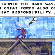 Spider-Man Nintendo GBA Game Boy Advance Game - Screenshot