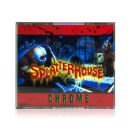 Splatterhouse Chrome Collector's Edition TurboGrafx-16 Game