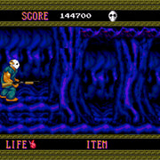 Splatterhouse Chrome - Collector's Edition Reproduction TurboGrafx-16 Game - Screenshot 1