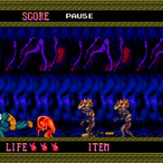 Splatterhouse Chrome - Collector's Edition Reproduction TurboGrafx-16 Game - Screenshot 4