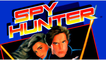 Spy Hunter NES Nintendo Game