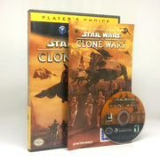 Star Wars: The Clone Wars Nintendo Gamecube Game