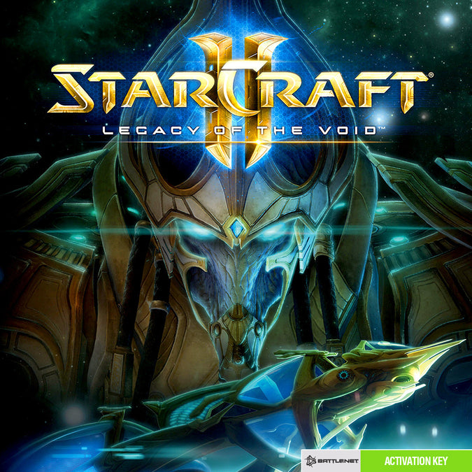 StarCraft II: Legacy of the Void PC Game Battle.net CD Key