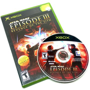 Star Wars Episode III: Revenge of the Sith for Xbox
