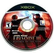 Star Wars Episode III: Revenge of the Sith for Xbox - Game disc