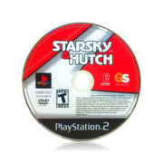 Starsky & Hutch Sony PlayStation 2 Game - Disc