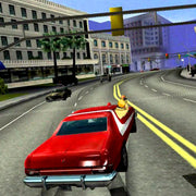 Starsky & Hutch Sony PlayStation 2 Game - Screenshot 2