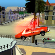 Starsky & Hutch Sony PlayStation 2 Game - Screenshot 4