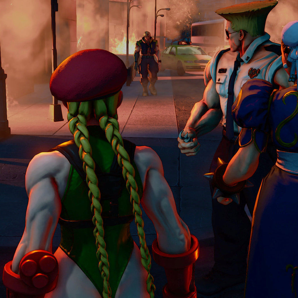 Warriors Rise To Glory Pc: Street Fighter V PC Game Steam Digital Download