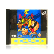 Super Air Zonk Reproduction TurboGrafx-16 CD Game - Case