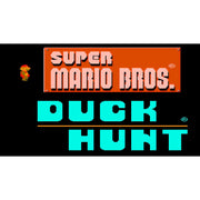 Super Mario Bros/Duck Hunt NES Nintendo Game