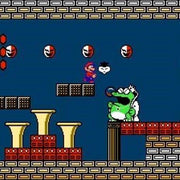 Super Mario Bros. 2 NES Nintendo Game - Screenshot