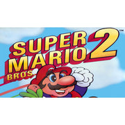 Super Mario Bros. 2 NES Nintendo Game