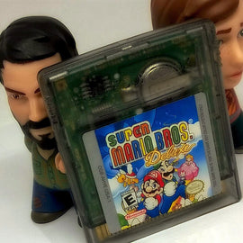 Super Mario Bros. Deluxe Nintendo Game Boy Color Game