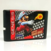Super Mario Bros. Sega Genesis Game