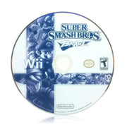 Super Smash Bros. Brawl Nintendo Wii Game - Disc