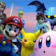 Super Smash Bros. Brawl Nintendo Wii Game - Screenshot