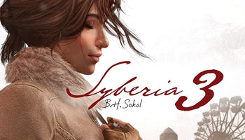 Syberia 3 PC Game Steam CD Key