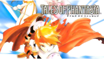 Tales of Phantasia Japan Import Sony PlayStation Game