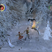 The Chronicles of Narnia: The Lion, the Witch and the Wardrobe Nintendo Gamecube Game - Screenshot
