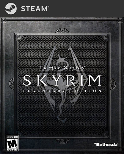 The Elder Scrolls V: Skyrim - Legendary Edition PC Game Steam CD Key