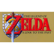 The Legend of Zelda: A Link to the Past SNES Super Nintendo Game